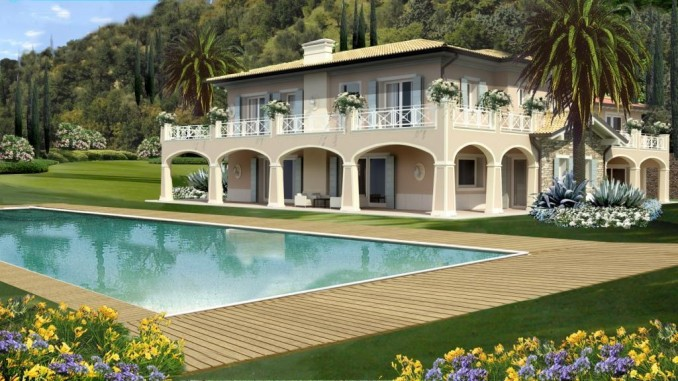 Toscolano Maderno - Very Important villa - Stunning Lake View - Dimore Immobiliare